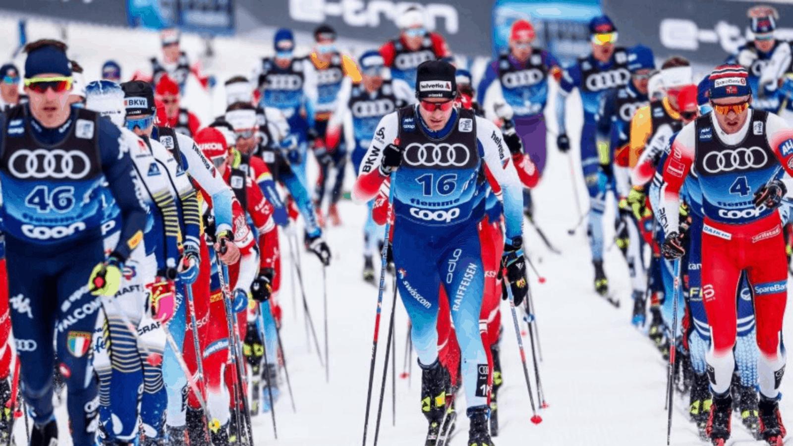Лыжные гонки 2020 результаты на дистанции