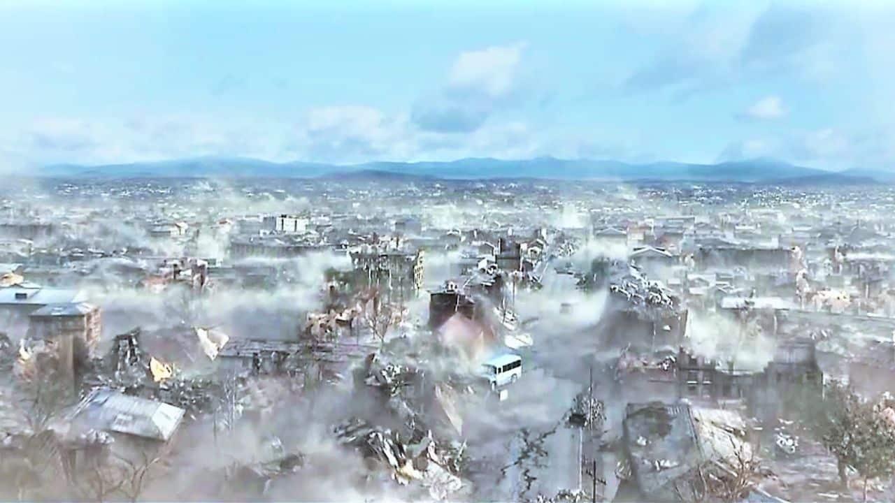 Статистика землетрясений в мире – 2020 год