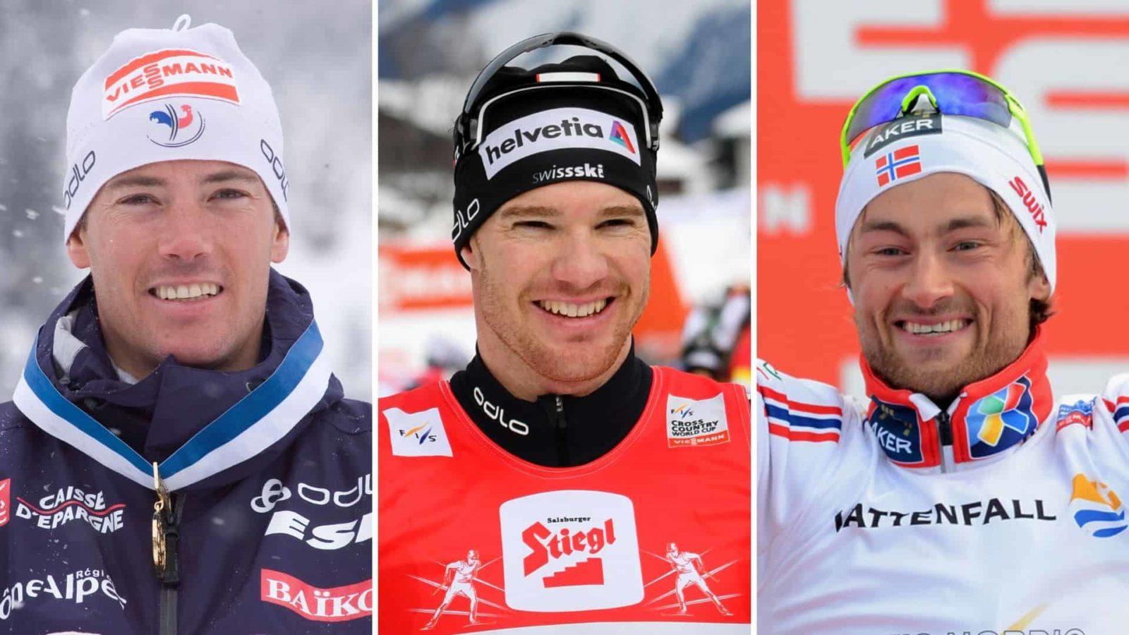 Рейтинг лучших лыжников 2002-2020 (разделка свободным стилем)