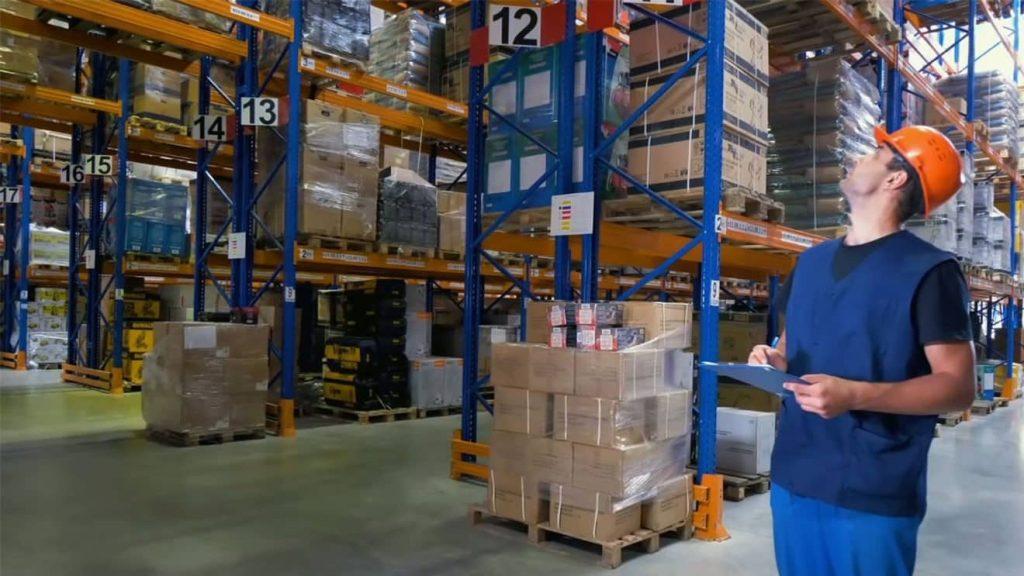 Парсинг складских запасов