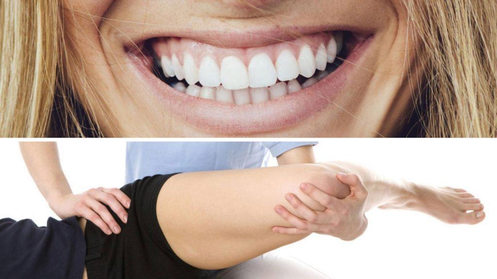 кизельгур укрепляет эмаль зубов