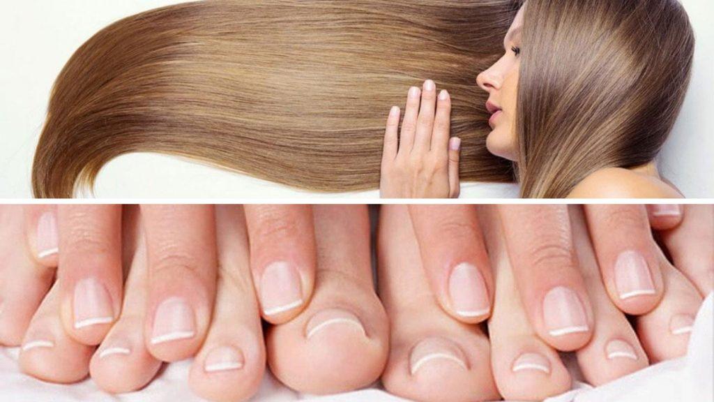 кизельгур для волос и ногтей