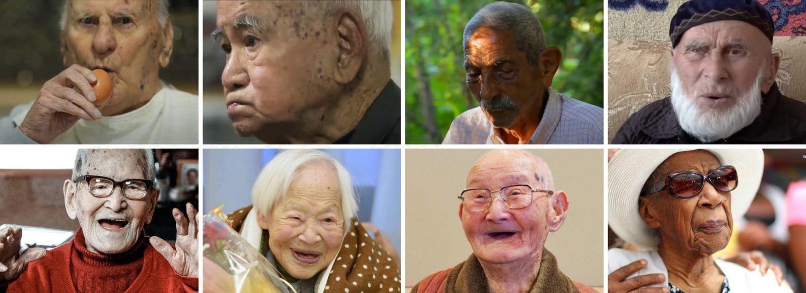 Средний возраст в мире