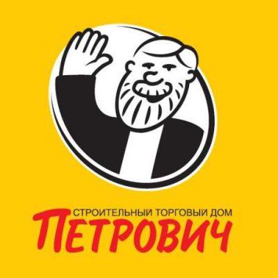 логотип СТД Петрович
