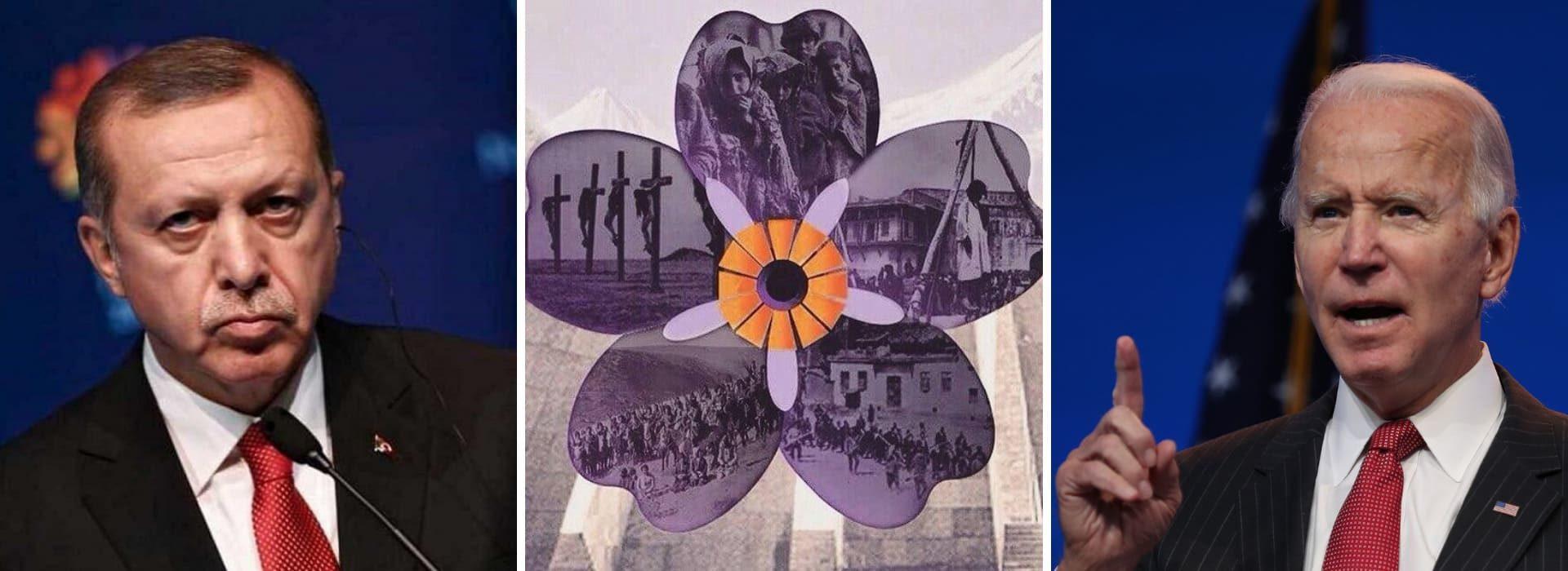 США признали геноцид армян 2021