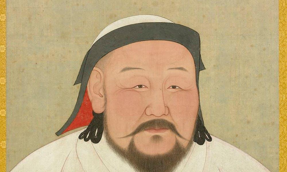 Чингисхан и рождение современного мира-  Джек Уэзерфорд скачать бесплатно
