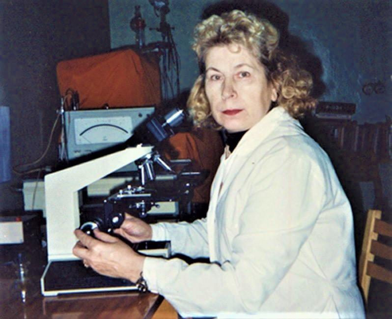 Тамара Свищева