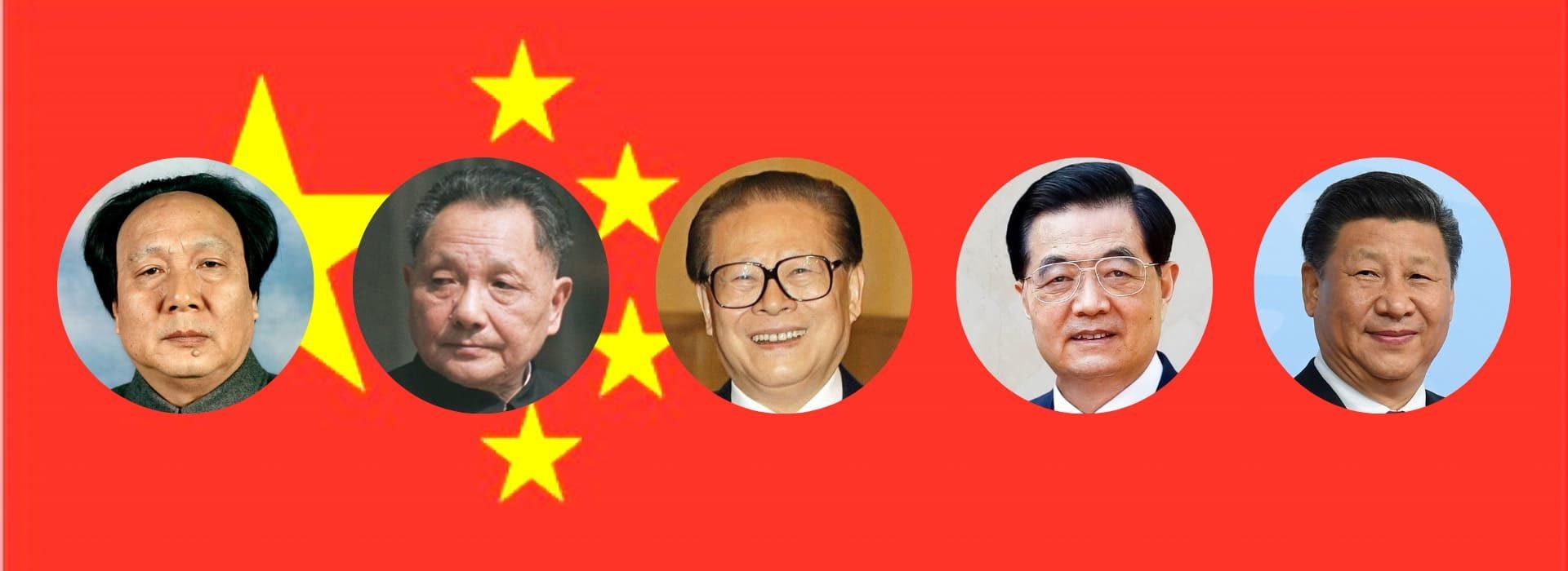 100 лет компартии Китая