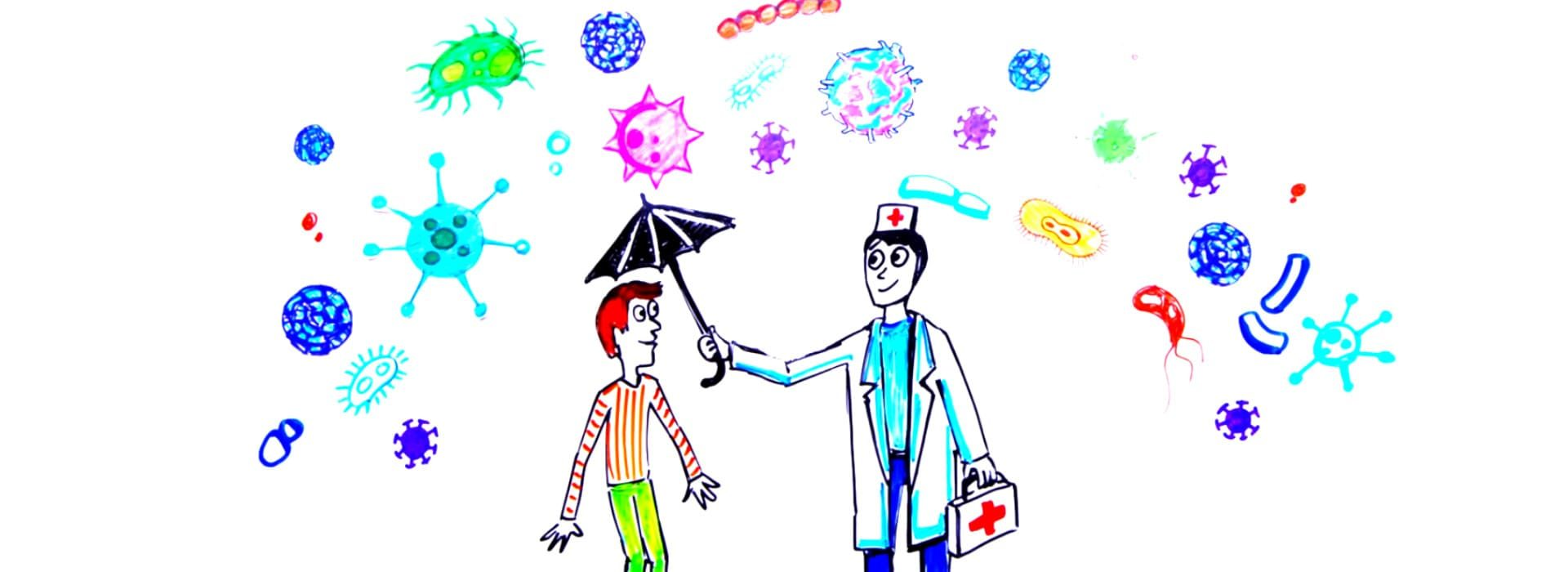 Что снижает иммунитет?