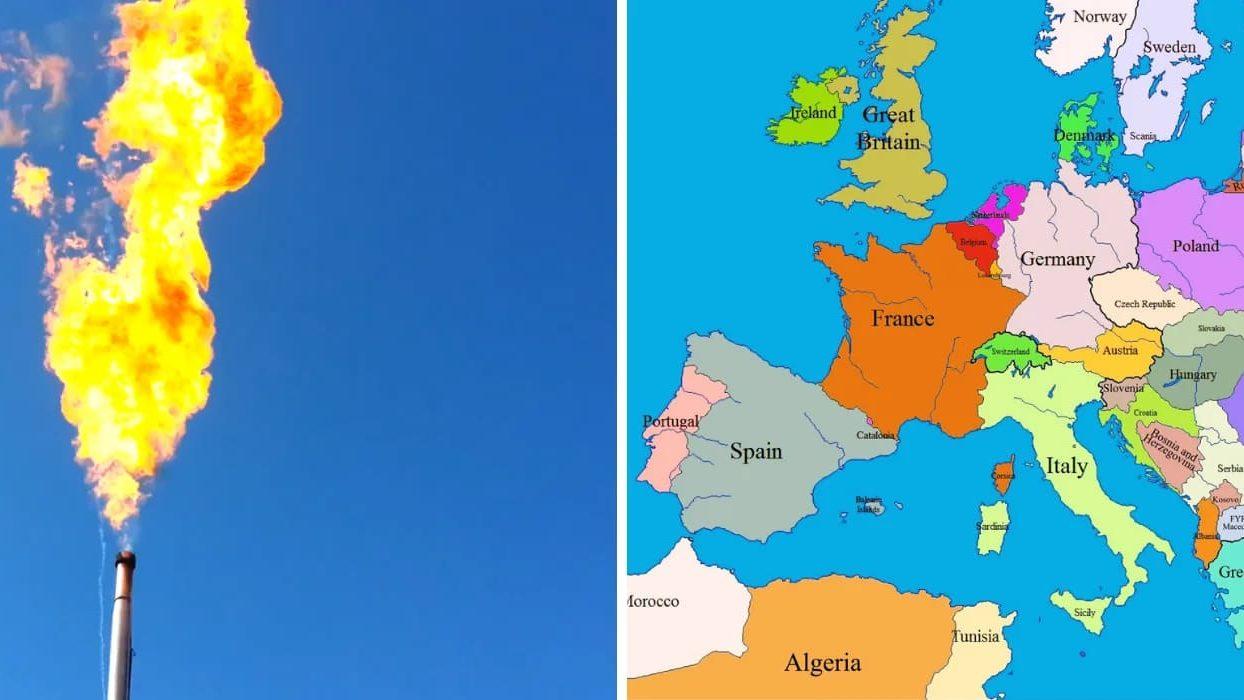 Почему выросли цены на газ в Европе