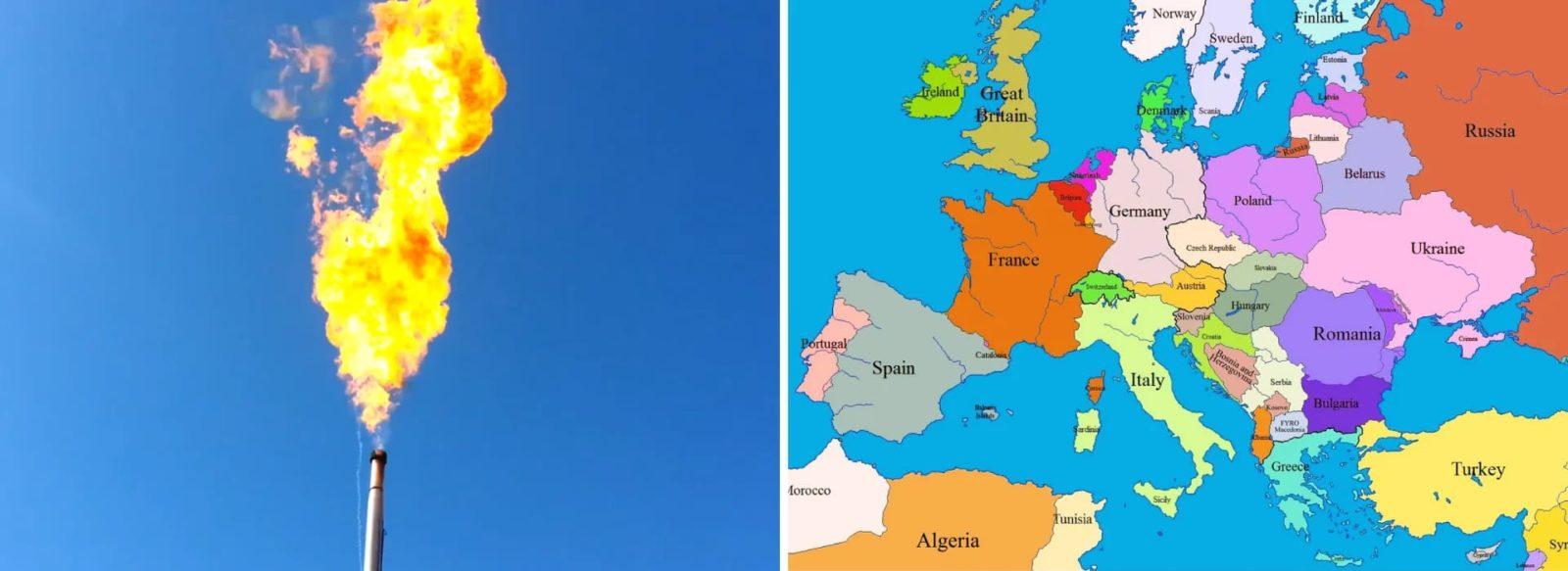 Почему выросли цены на газ в Европе 1