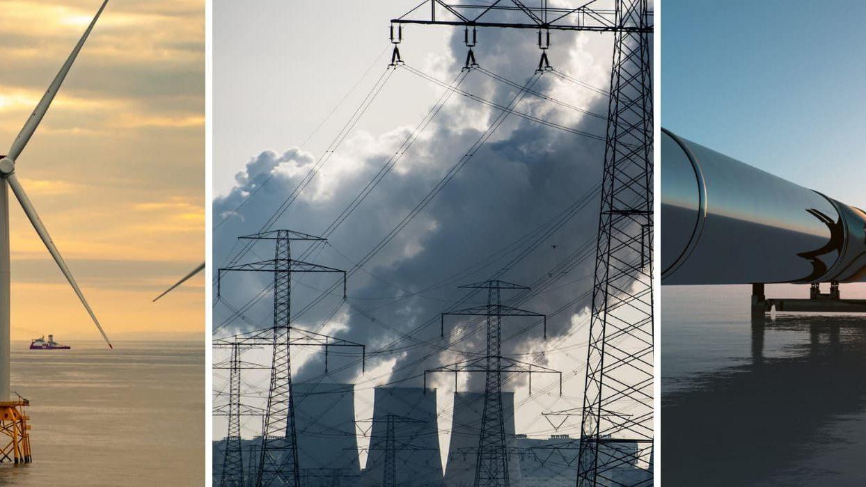 Энергокризис в Европе