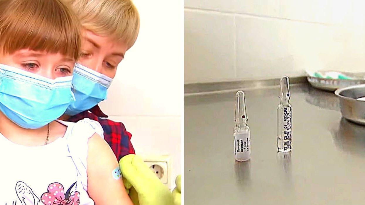 Ставить ли прививки детям?